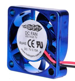 Hobbypro Twister Fan - Blue