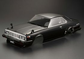 KillerBody Nissan Skyline 2000 Turbo GT-ES 195mm - Black