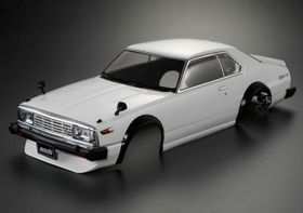 KillerBody Nissan Skyline 2000 Turbo GT-ES 195mm - White