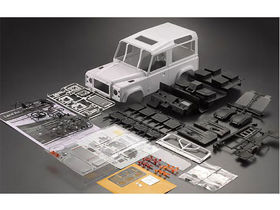 KillerBody Land Rover Defender 90 Style Hard Body Set