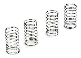 Team Losi  Damper Spring Set, Hard (4):Micro SCT,Rally,Truggy