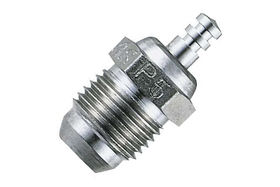 O.S. P5 Turbo Silver Very Hot Plug (Offroad)