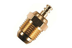 O.S. Speed RP7 Turbo Gold Cold Plug (Onroad)