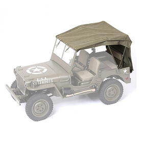 ROC Hobby 1:6 1941 MB Scaler Canvas Top