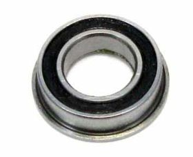EuroRC 3x6x2.5 Flanged Rubber Sealed Bearing MF63-2RS (10)