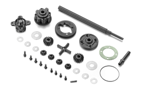 Xray Gear Differential 1/10 Pan Cars - Set