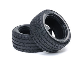 Tamiya - M-Chassis 60D Super Radial Tires - Soft - (2)