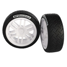 Traxxas Tires and wheels assembled