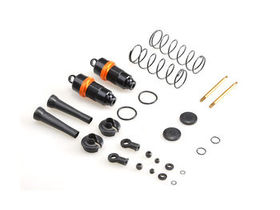 JQRacing 16mm Silk Front Shocks (2pcs) (BE, WE)