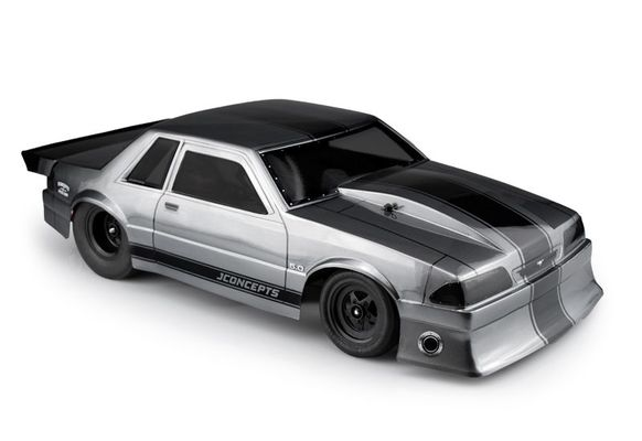 JConcepts 1991 Ford Mustang – Fox Body - Clear Body