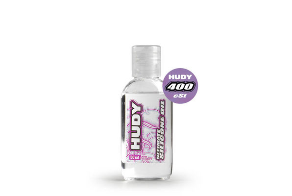 HUDY Ultimate Silicone Oil 400 cSt - 50ml