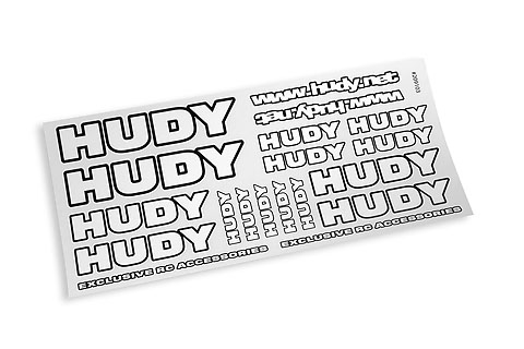 Hudy Stickers For Bodies