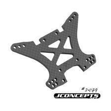 JConcepts Traxxas Slash 4X4 | Stampede 4X4 MT 4.0MM Carbon Fiber Rear Shock Tower