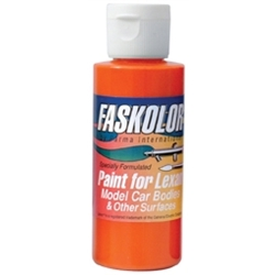 Faskolor Lexan Paint - 60ml - Fasorange