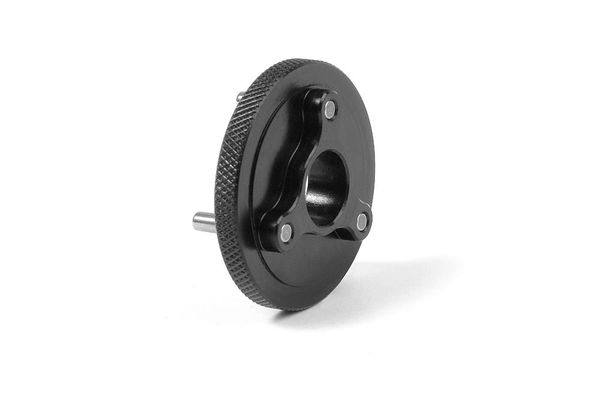 Xray Alu Flywheel - Flat - Swiss 7075 T6 - Hard Coated - 32mm