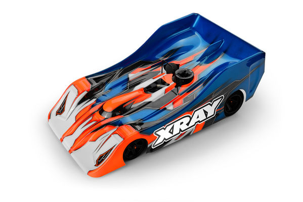 Xray RX8.2 - 1/8 Luxury Nitro On-Road Car