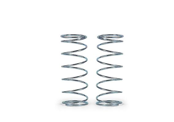 Xray Front Spring Set C=0.75 - Silver (2)