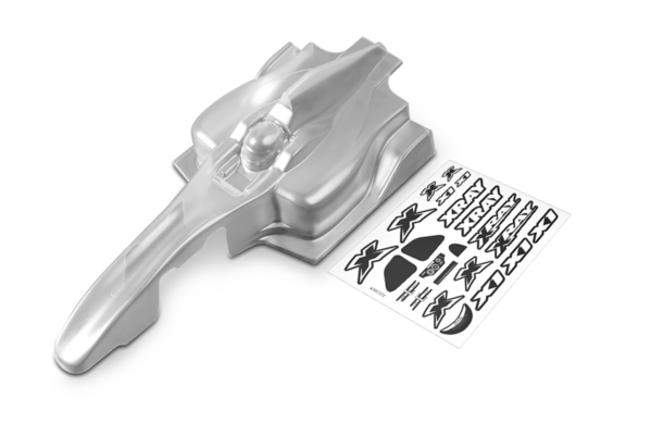 Xray X1 Body 0.75mm for 1:10 Formula