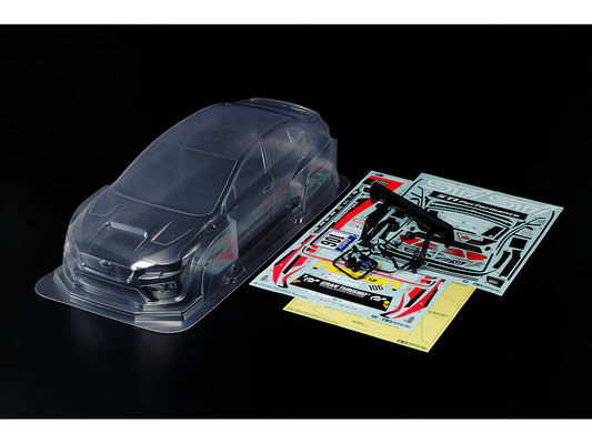 Tamiya Subaru WRX STI NBR Challenge Body Parts Set