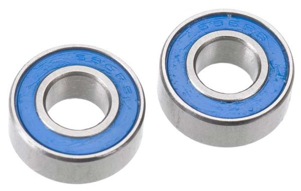 Traxxas Ball Bearings - Blue Rubber Sealed 6x13x5mm (2)