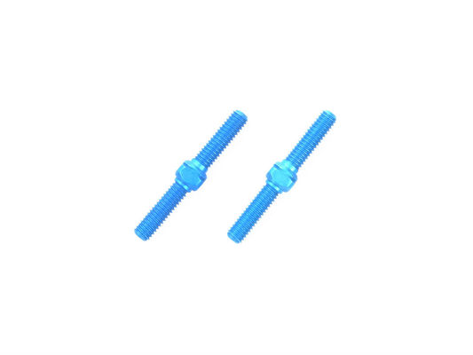 Tamiya 3x23mm Aluminum Turnbuckle Shaft (2pcs.)