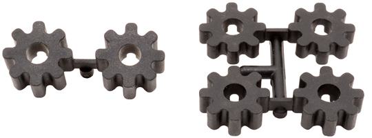 RPM Replacement Spline Drive Adapters for RPM Wheels (6)