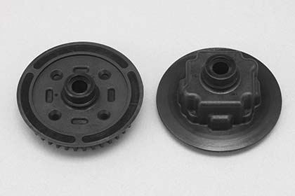 Yokomo Gear Differential 40T Pully & Differential Case For BD7 and BD8