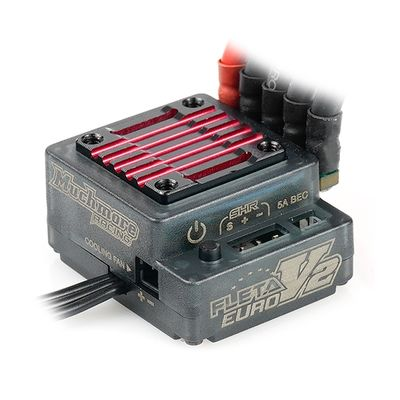 Muchmore FLETA Euro V2 Brushless ESC [High Current BEC Ver.] (ETS)