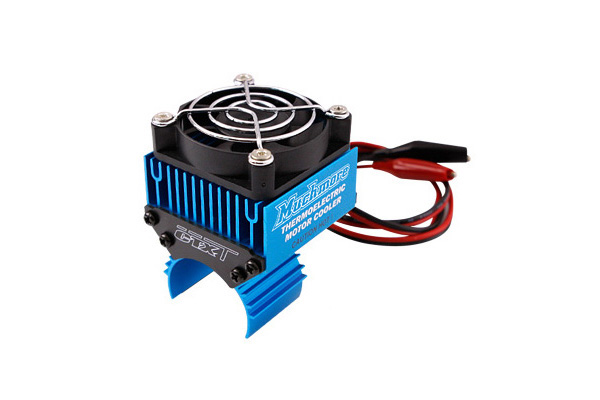 Muchmore CTX-T Thermoelectric Motor Cooler Blue