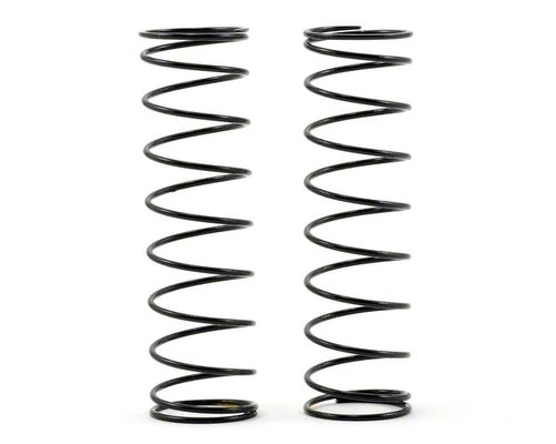 Team Losi Racing Rear Shock Spring Set (2.0 Rate/Yellow)