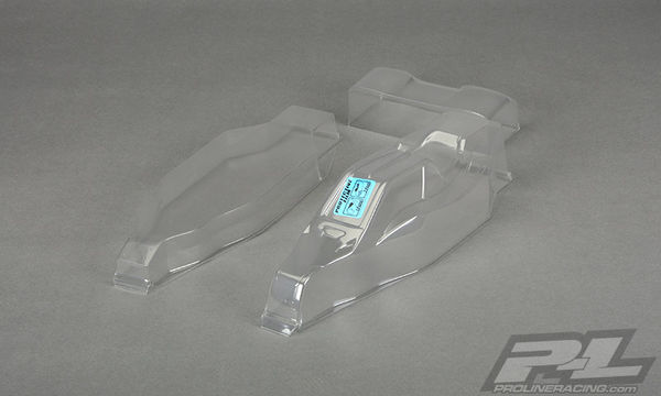 3411-50 Pro-Line BullDog GEN3 Clear Body for Associated/CML C4.2