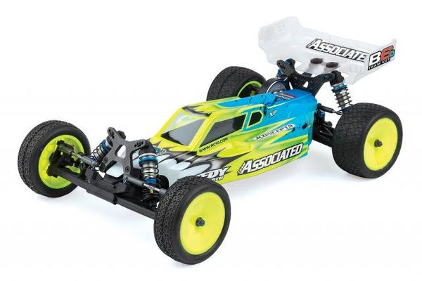 Team Associated RC10B6D Team Kit 1:10 2WD Buggy