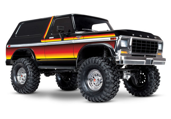 Traxxas TRX-4 Ford Bronco Scale & Trail Crawler RTR