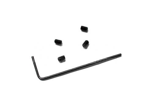 Integy Set Screw & Tool Set for 1/18 Pinions