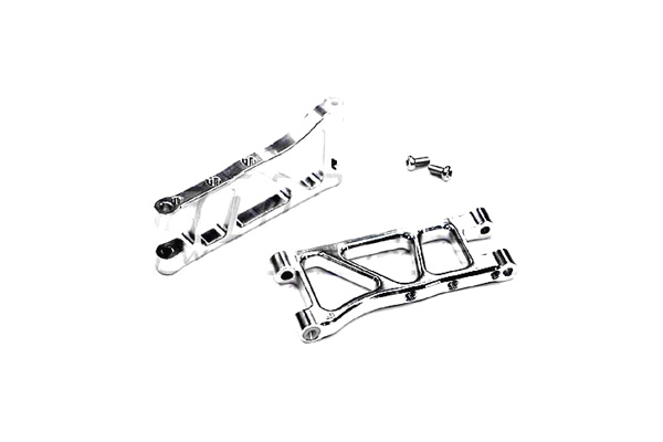 Integy Alloy Rear Lower Arm for RC18T (Pair)