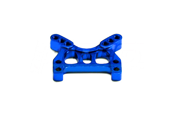 Integy Alloy Front Shock Tower for RC18B Blue