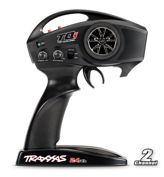 Traxxas 6509 - TQi 2.4GHz 2-Channel Radio System