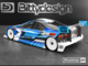 BittyDesign JP8HR 1/10 TC 190mm body (Light)